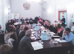 GORĄCA ATMOSFERA na sesji budżetowej