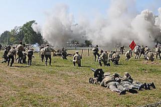 XI Rekonstrukcja Bitwy Warszawskiej