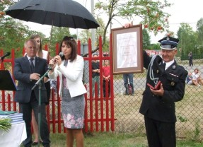 80 – lecie Ochotniczej StrażyPożarnej w Pogorzelcu