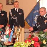 Moc serdecznych podziękowań za 51 lat  społecznej pracy w OSP dla druha  Franciszka Jankowskiego…