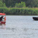 Doroczne ćwiczenia służb ratownictwa wodnego, okazją do spotkania i rozmów samorządowców z regionu…