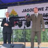 """Idziemy w las na jagody, czyli """"Jagodowe żniwa za brodem"""" w Kicinach"""