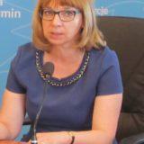 Burmistrz Elżbieta Radwan choć wykonała budżet, nie otrzymała absolutorium